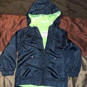 Navy Blue Jacket Size 5T
